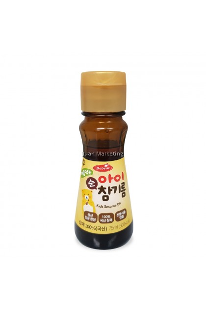 Bebest Kids Sesame Oil 75ml for 6+ mths