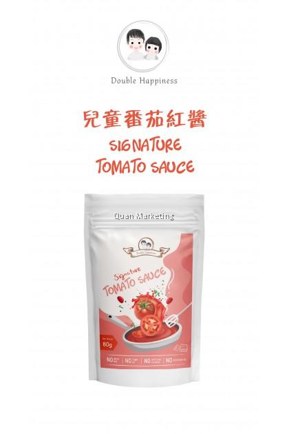 SIGNATURE TOMATO SAUCE 儿童番茄红酱